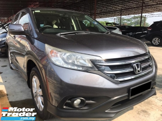 2013 HONDA CR-V 2.0 2WD (A) VERY WELL CONDITION ! CHEAP CHEAP SELL