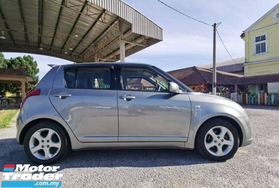 2007 SUZUKI SWIFT 1.5 auto very tip top condition