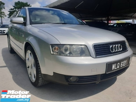 2004 AUDI A4 1.8 VIEW TO SATISFY,CHEAPEST IN TOWN,GRAB IT,