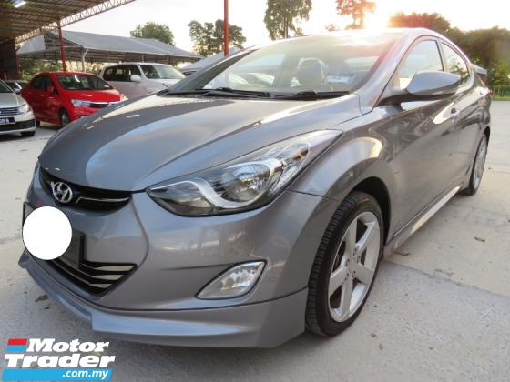 2014 HYUNDAI ELANTRA 1.8 (A) GLS One Owner Original Full Spec Accident Free High Loan Tip Top Condition Must View