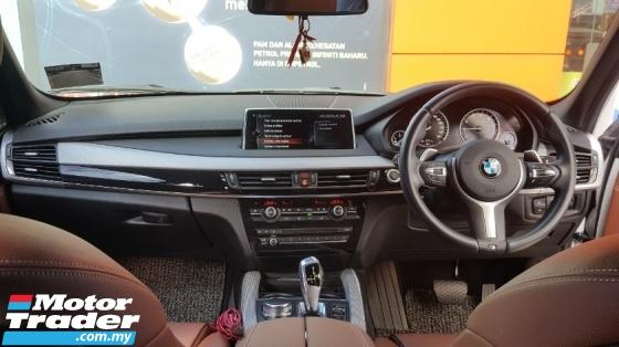 2017 BMW X5 2.0 Twin Turbo M-SPORT 32K KM 2017