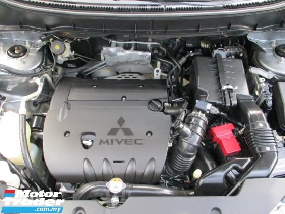 2014 MITSUBISHI ASX 2.0L AWD (A) OriPaint NewYear Offer