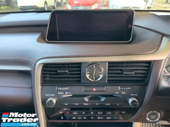 2016 LEXUS RX 200t sunroof back left camera power boot electric seat precrash system lane assist unregistered