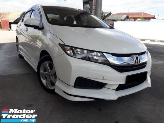 2016 HONDA CITY s plus