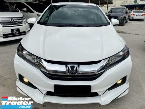 2016 HONDA CITY 1.5 i-VTEC - BODYKIT - LIKE NEW - WARRANTY - SUPER CONDITION - ALL ORIGINAL - PROMO NAK RAYA 2020 - DEAL SAMPAI JADI - MUST VIEW