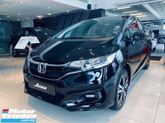 2020 HONDA JAZZ 1.5 i-VTEC 120hp 7-speed Continuous Variable Transmission Smart Entry Push Start Button VSA Vehicle