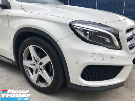 2016 MERCEDES-BENZ GLA GLA180 AMG UNREGISTERED