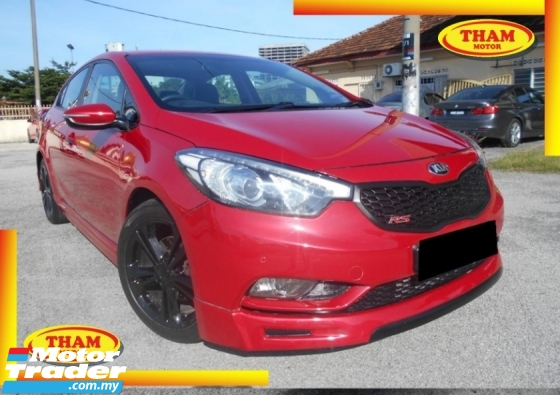 2014 KIA CERATO 2.0 SUNROOF LEATHER BLUETOOTH BEST CONDITION LIKE NEW 1 YEAR WARRANTY