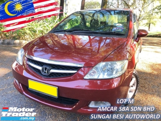 2007 HONDA CITY 1.5 VTEC FACELIFT (A) MODULO 1 OWNER SALE