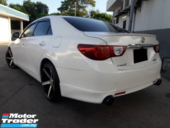2011 TOYOTA MARK X 250G