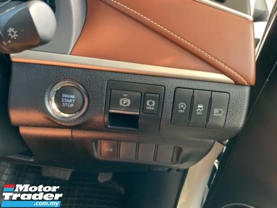 2018 TOYOTA HARRIER 2.0 surround camera power boot panoramic roof precrash system lane assist cruise control unreg