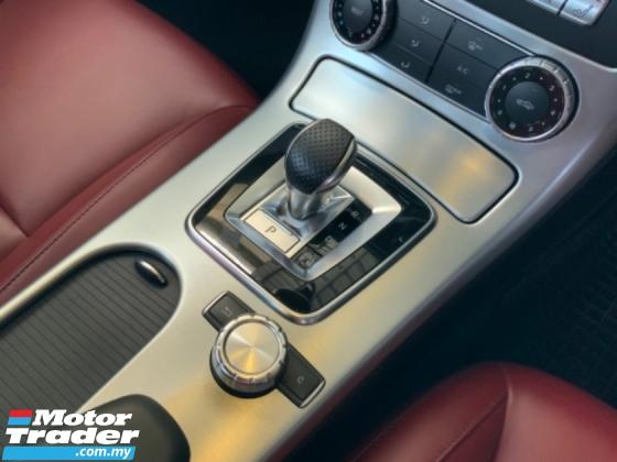 2015 MERCEDES-BENZ SLK 200 AMG sport package unregistered