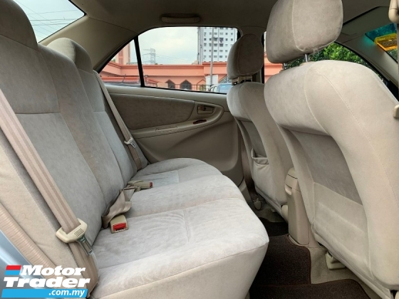2007 TOYOTA VIOS 1.5 E (AT) 1 OWNER - TIP TOP CONDITION