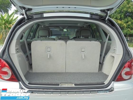 2008 MERCEDES-BENZ R-CLASS 3.0 V6 7G Sunroof PBT LikeNEW