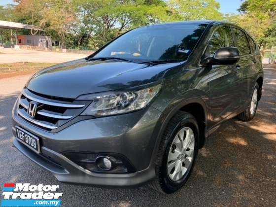 2014 HONDA CR-V 2.0 (A) 4WD FACELIFT 1 Owner Only Original Paint TipTop Condition View to Confirm
