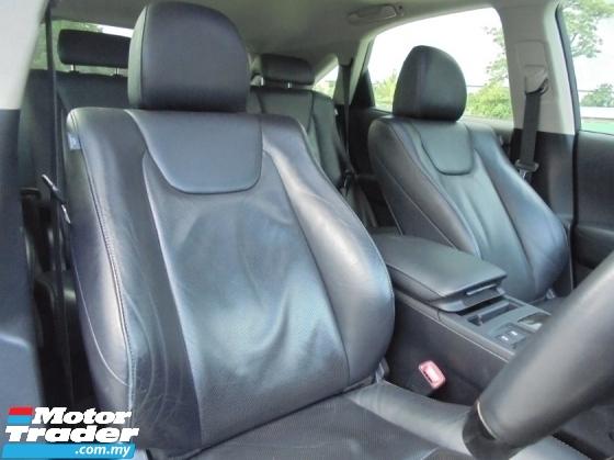 2014 LEXUS RX350  RX350 3.5 V6 Sunroof PBT Facelift LikeNEW