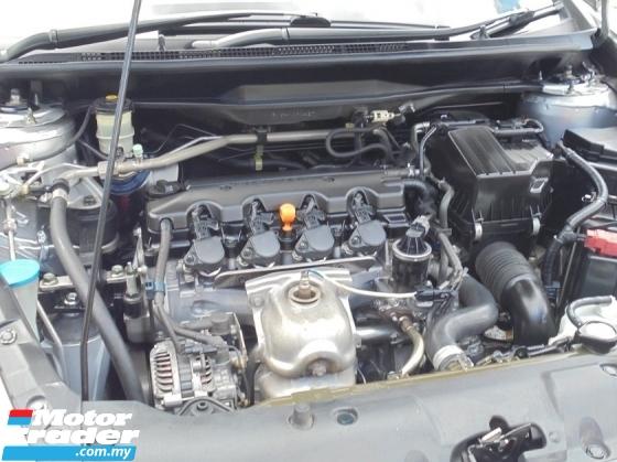 2008 HONDA STREAM 1.8 i-VTEC RSZ PShift LikeNEW Reg.13