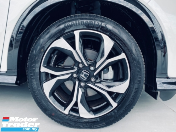 2020 HONDA HR-V E V RS Hybird  SPECIAL OFFER HRV 1.8 i-VTEC Electronic Fuel Injection PGM-FI Continuous Variable Gea