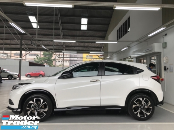 2020 HONDA HR-V E V RS Hybird Honda HRV i vtec special offer 1.8cc electronic power seats cruise control 6 air bags land watch camera leather seats VLR power steering