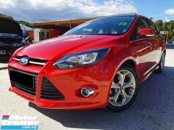 2013 FORD FOCUS 2.0 Ti-VCT SPORT PLUS (A)EASY LOAN