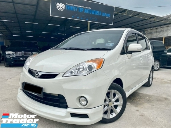 2011 PERODUA ALZA 1.5 EZi (A) - LIKE NEW - FULL BODYKIT - WARRANTY 1 YEAR - ALL ORIGINAL CONDITION - PROMO CNY 2020 - DEAL SAMPAI JADI