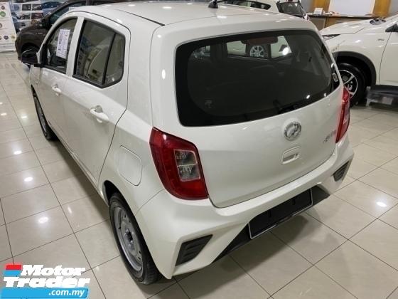 2020 PERODUA AXIA 1.0 E M/T 0% SALES TAX PROMO EASY LOAN FAST CAR