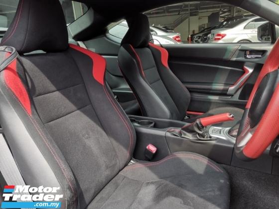 2016 TOYOTA 86 GT Japan Unreg Sale Offer