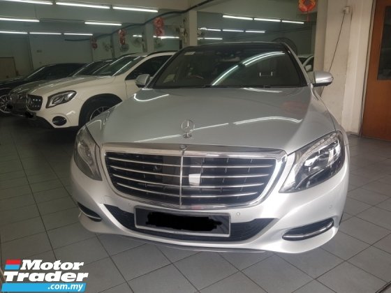 2015 MERCEDES-BENZ S-CLASS S400L (A) LIKE NEW
