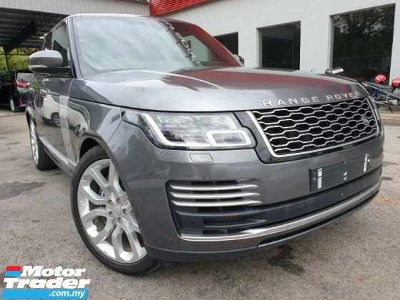 2018 LAND ROVER RANGE ROVER VOGUE 5.0 AUTOBIOGRAPHY LIKE NEW CONDITION