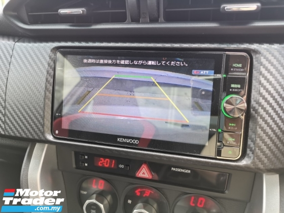 2016 TOYOTA 86 2.0 GT WHITE AUTO LOW MILEAGE OFFER UNREG