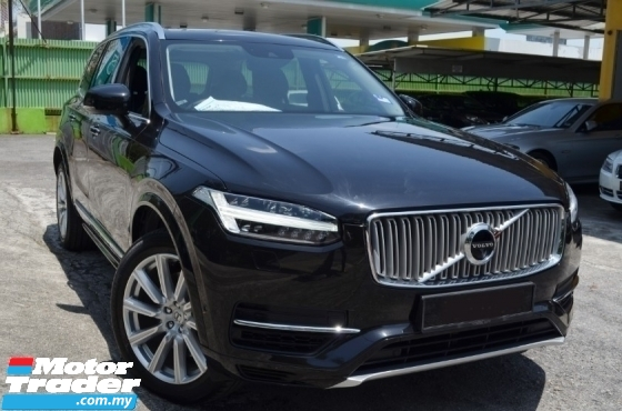 2016 VOLVO XC90  2.0 T8 TWIN ENGINE (A) UNDER WARRANTY BY VOLVO