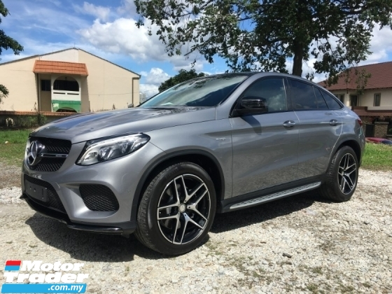 2016 MERCEDES-BENZ GLE 450 3.0 AMG COUPE FULL SPEC UNREG