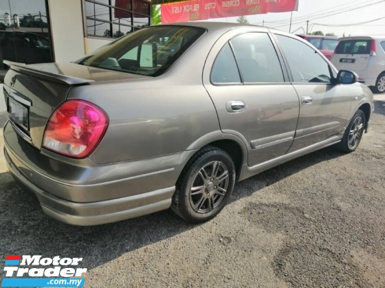 2005 NISSAN SENTRA SENTRA 1.6 AT VERY CAREFUL OWNER