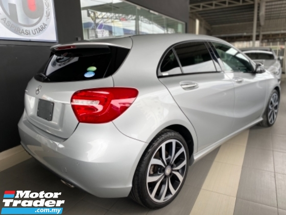 2015 MERCEDES-BENZ A-CLASS 1.6T SE Radar Package