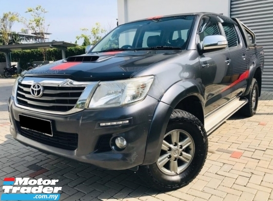 2015 TOYOTA HILUX 2.5 G VNT (A) DOUBLE CAB TRD