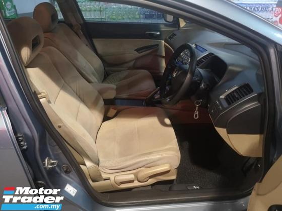 2006 HONDA CIVIC CHINESE NEW YEAR PROMOTION Honda CIVIC 1.8 S i-VTEC (A) CBV1818