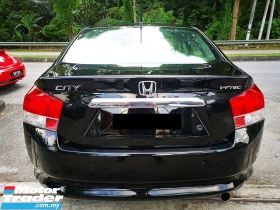 2011 HONDA CITY 2011 Honda CITY 1.5 E FACELIFT (A) PADDLESHIFT FULL BODYKIT 1 OWNER