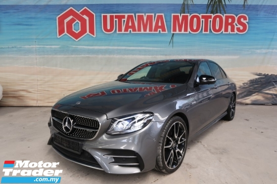 2017 MERCEDES-BENZ E-CLASS E43 AMG 4MATIC PANORAMIC ROOF SURROUND VIEW CAMERA BURMESTER SOUND CNY SALE SPECIAL