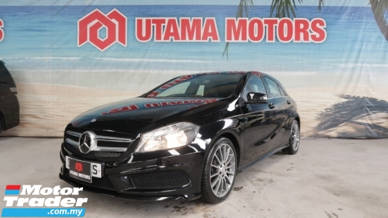 2014 MERCEDES-BENZ A-CLASS A250 AMG SPORT SUNROOF CNY SALE SPECIAL