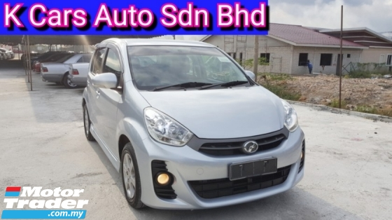 2013 PERODUA MYVI 1.3 EZi (SE VERSION) (Actual Year) Good Condition 10 Inch Android Player No Repair Need Worth Buy