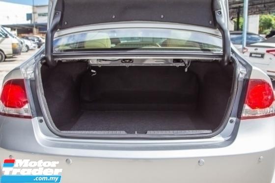 2011 HONDA CIVIC 1.8 FD, LEATHER SEAT, WARRANTY 1 TAHUN, LIKE NEW
