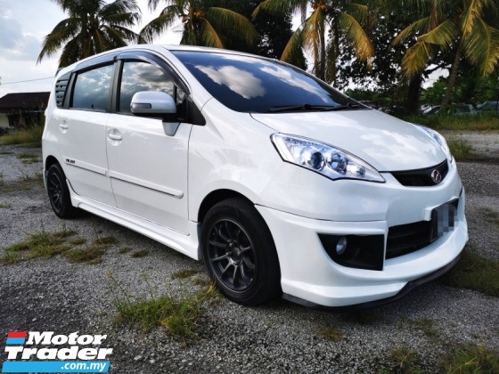 2011 PERODUA ALZA 1.5 AUTO EZI / LEATHER SEAT / REVERSE CAMERA / PLAYER SUPPORT ANDROID / BLUETOOTH / TIPTOP CONDITION / BLACKLIST CAN LOAN