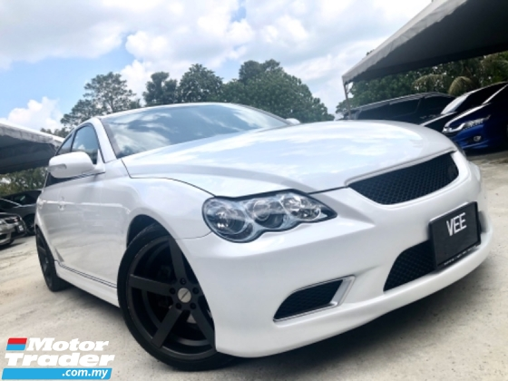 2009 TOYOTA MARK X 2.5 (A) V6 FACELIFT 1 OWNER TIP-TOP CONDITION