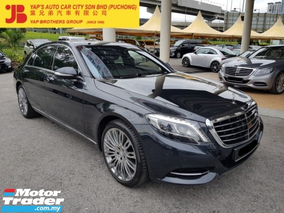 2015 MERCEDES-BENZ S-CLASS S400 L Hybrid (A) Local