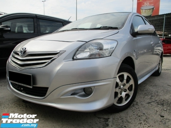 2011 TOYOTA VIOS 1.5E (A) TRD Bodykits NewYear Offer