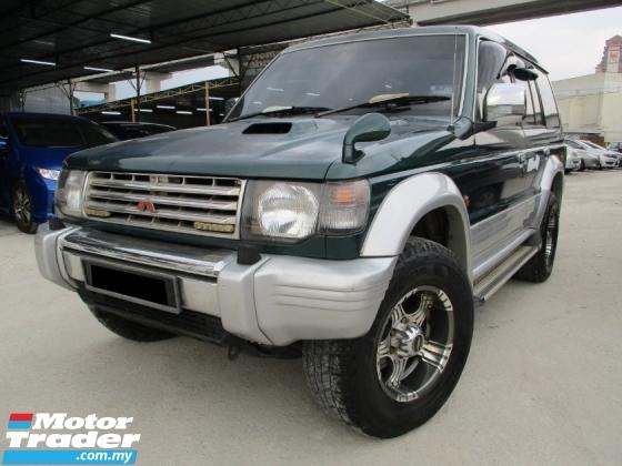 1998 MITSUBISHI PAJERO 2.8 4x4 Diesel (A)