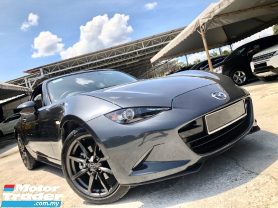 2017 MAZDA MX-5  2.0 (A) SPORT NEW NUMBER LOW MILEAGE UNDER WARRANTY MAZDA