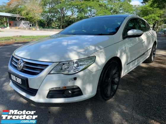 2011 VOLKSWAGEN PASSAT 2.0 CC TSI Sport (A) Previous Director Owner TipTop Condition View to Confirm