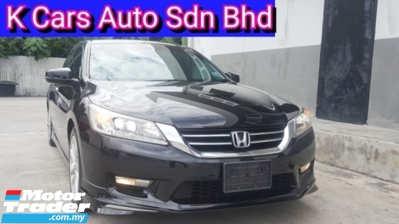 2015 HONDA ACCORD G9 2.4 VTI-L i-VTEC (Actual Year) Full Service By Honda Still Under Warranty Honda Original Paint No Repair Need Worth Buy