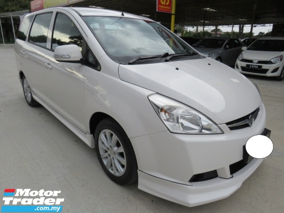 2014 PROTON EXORA 1.6 (M) M-LINE One Owner Full Bodykit CD DVD Navi Accident Free High Loan Tip Top Condition Must View